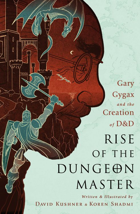 Rise of the Dungeon Master cover art