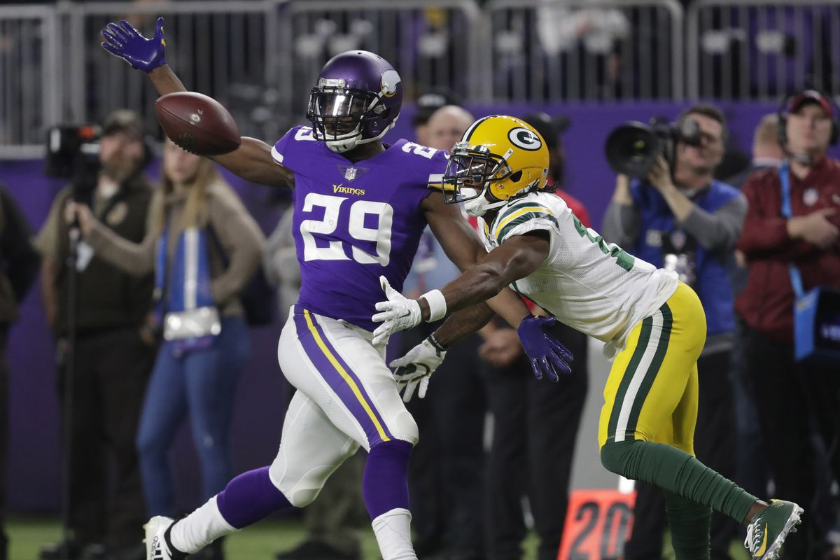 hot sales 2d0bb 889ff NFL Trade Rumors: The 49ers should reach out to the Vikings ...