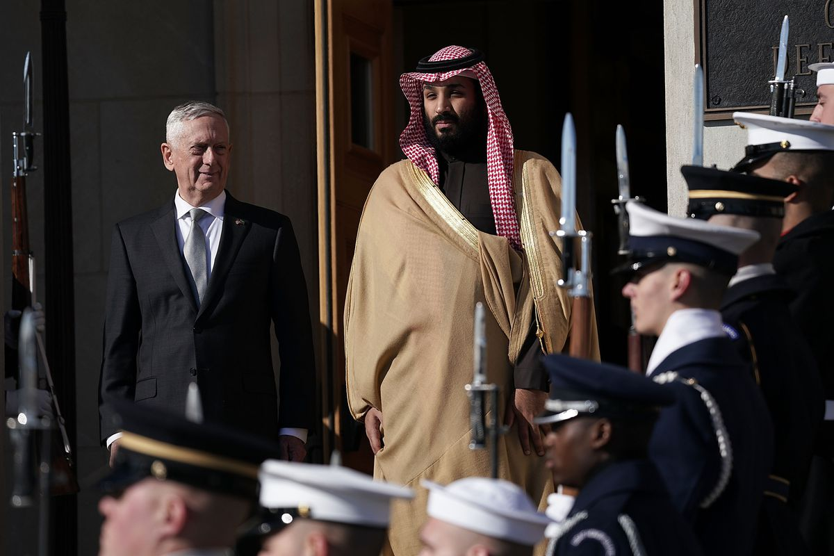 Saudi Arabia's nuclear power deal with the US, explained - Vox