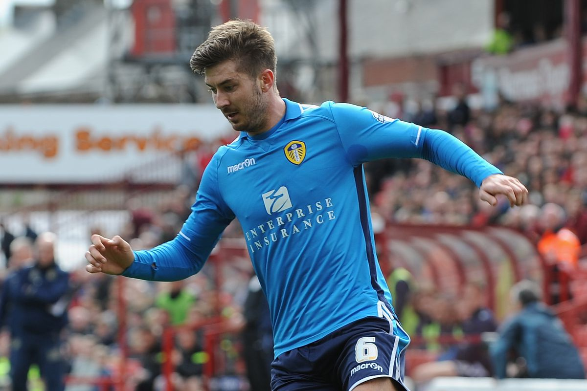 Luke Murphy fired home a vital late equalizer to salvage at point at Elland Road.