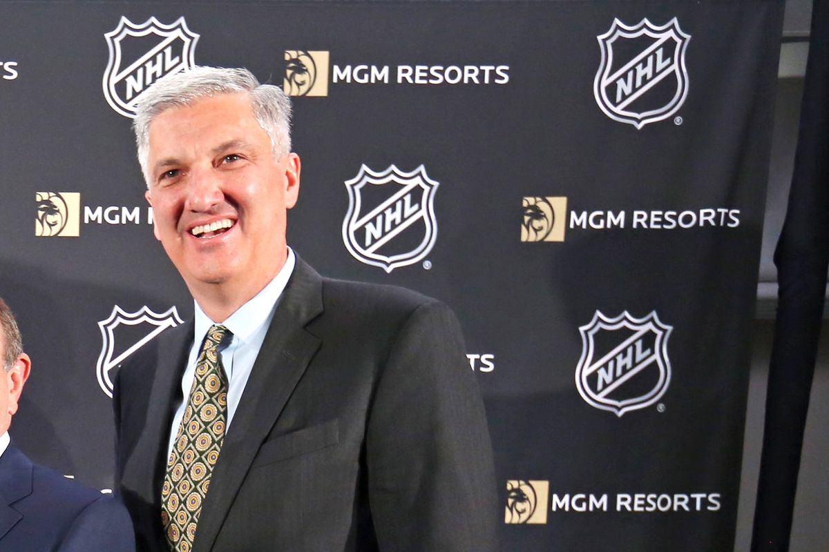 NHL Press Conference