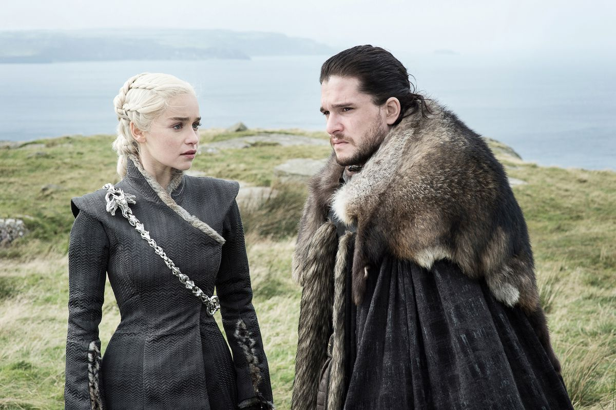 Game of Thrones' Jon and Daenerys romance is weak as hell