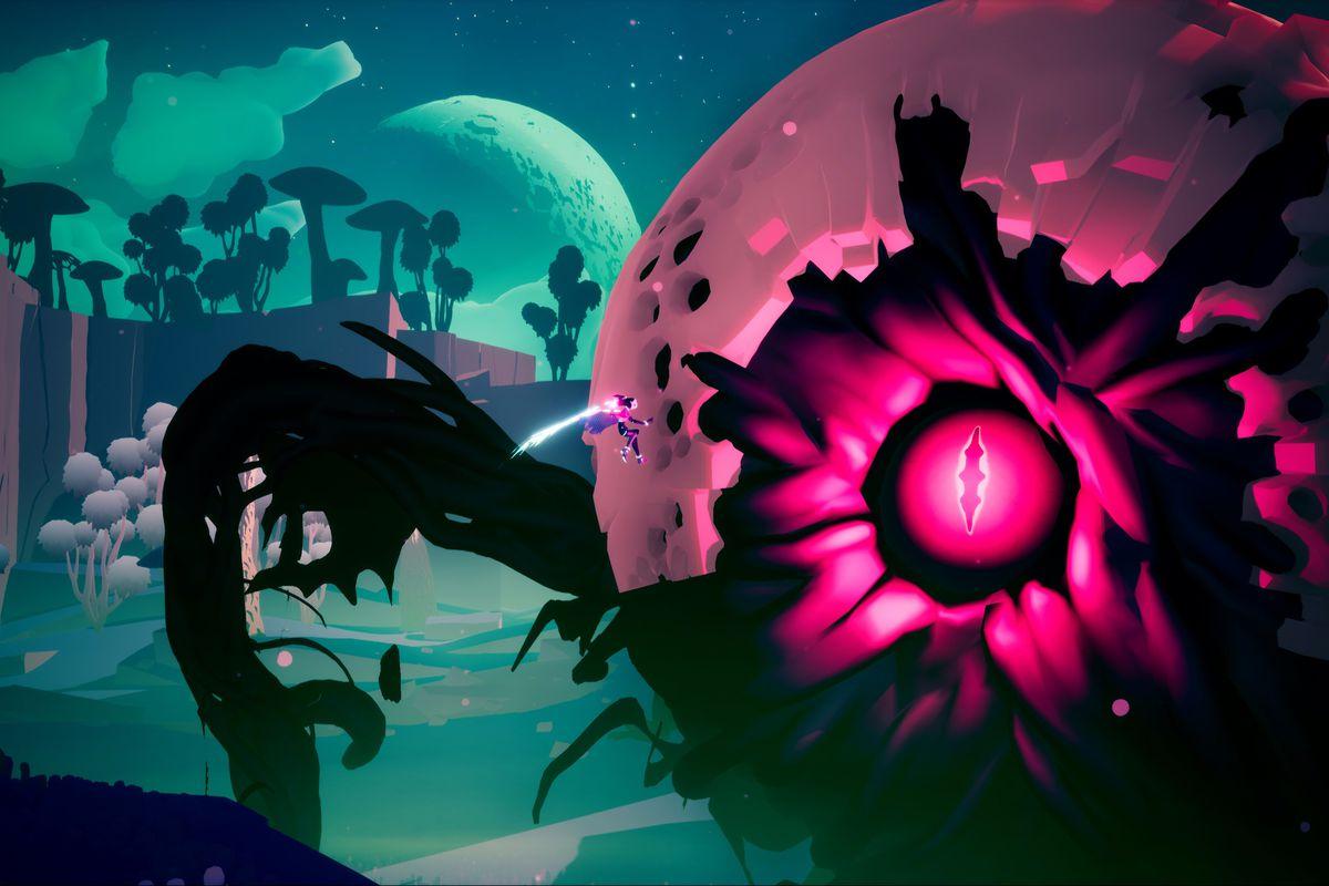 Hyper Light Drifter developers announce next game, Solar Ash ...