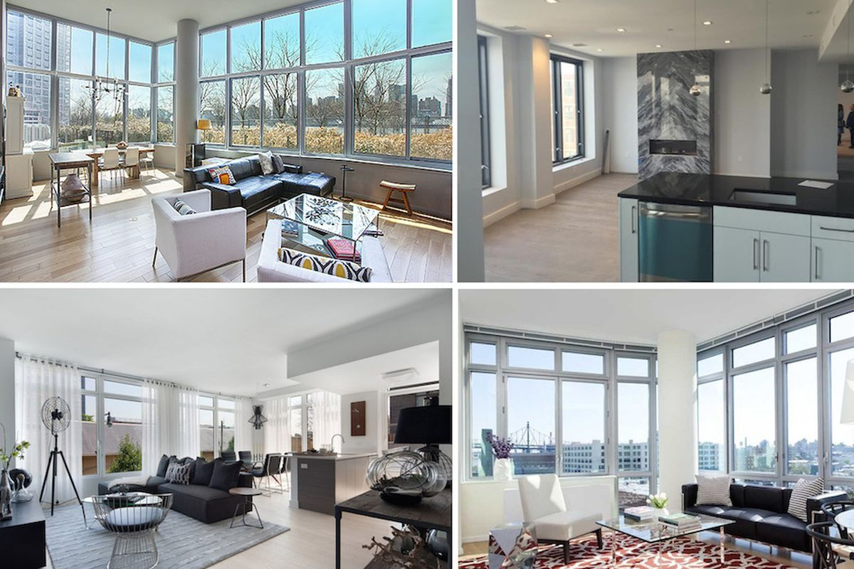 The 10 Most Expensive Apartments For Rent In Queens Curbed Ny