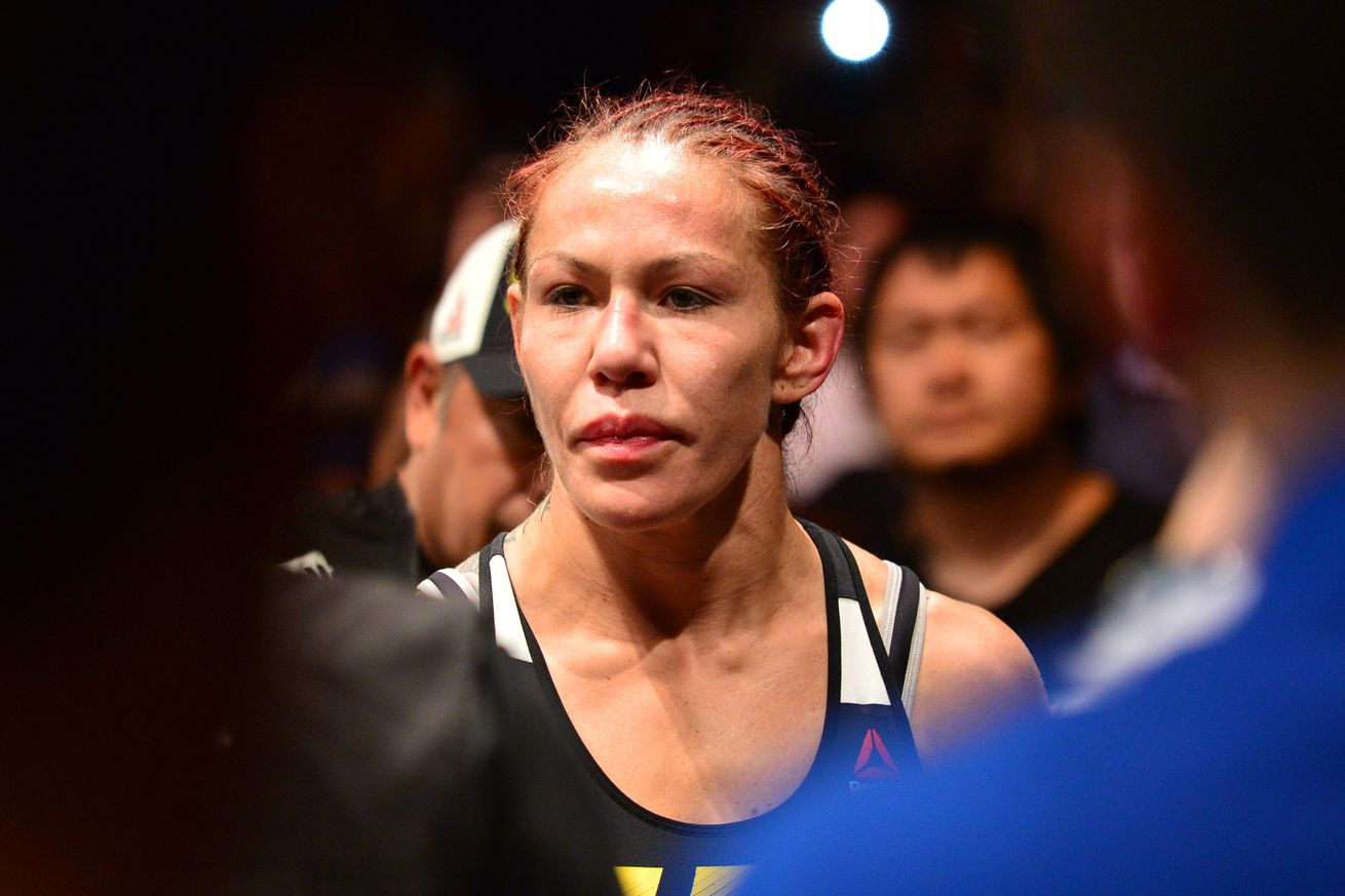community news, Report: Cris Cyborg vs. Megan Anderson in the works for 145 pound title fight at UFC 214