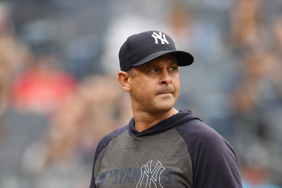 Tampa Bay Rays v New York Yankees - Game One