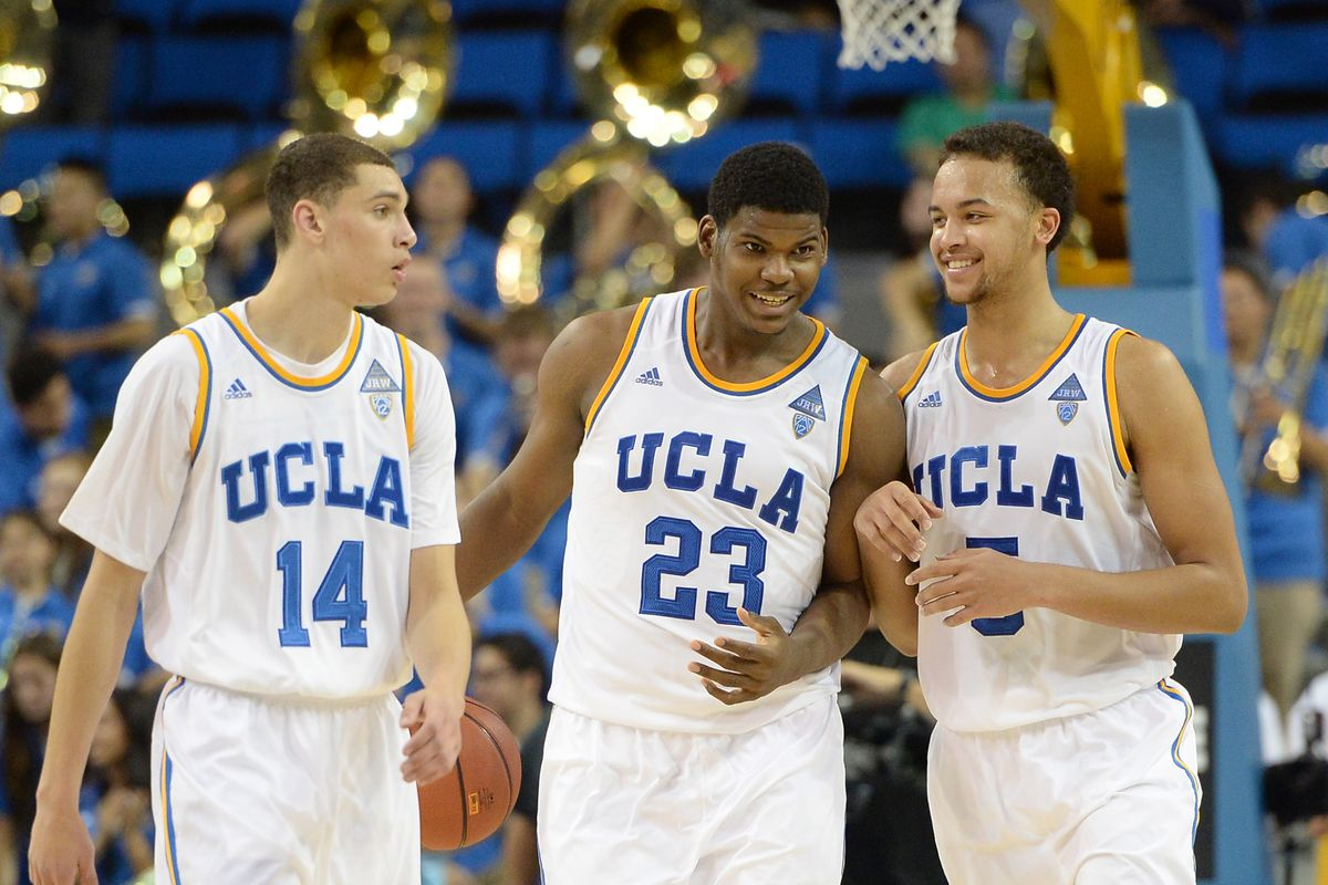 Kyle is always key but someone like Zach LaVine or Tony Parker will have to step up for UCLA to have a chance in the PAC 12 tourney.