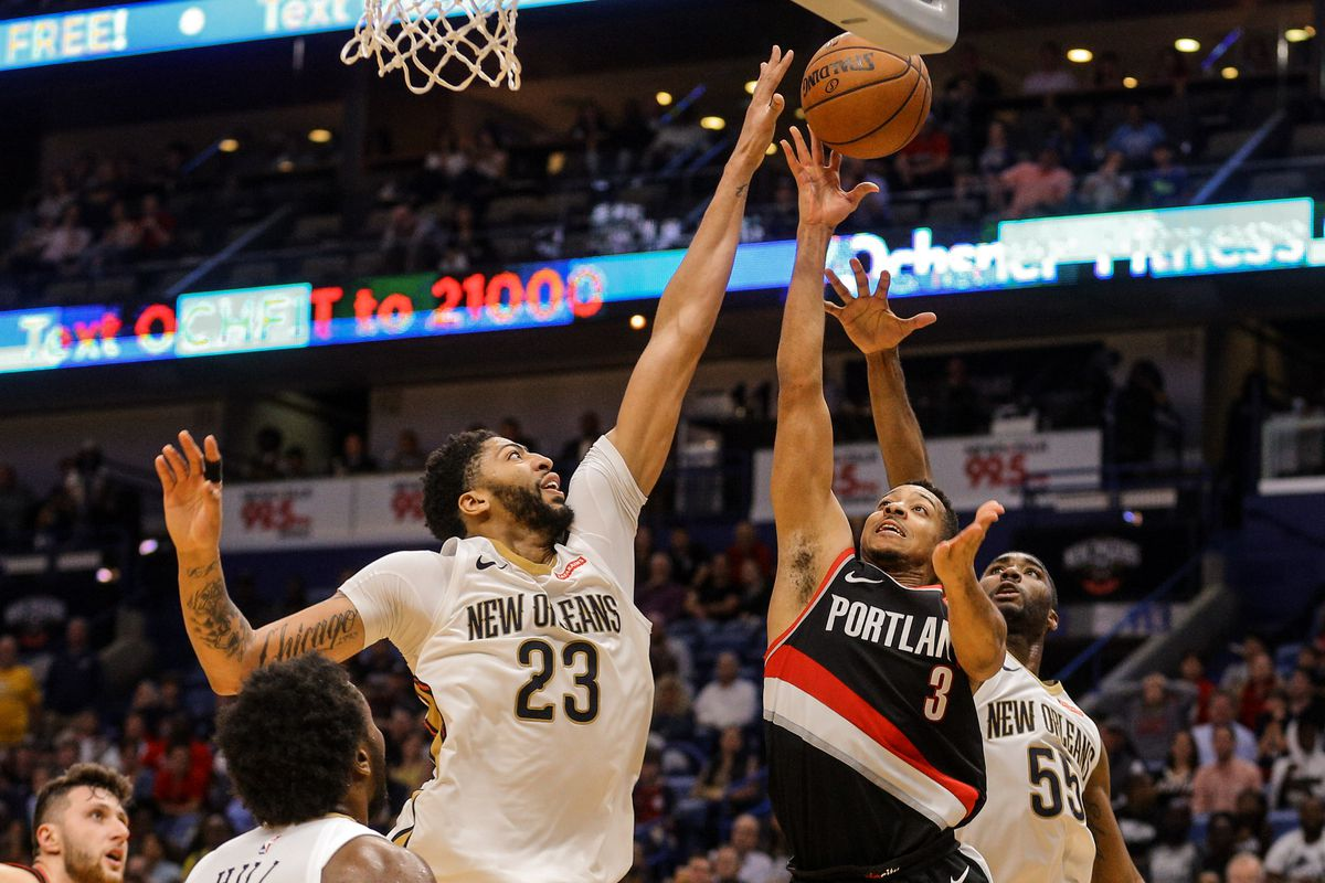 2018 Nba Playoffs New Orleans Pelicans Vs Portland Trail Blazers Schedule And Odds