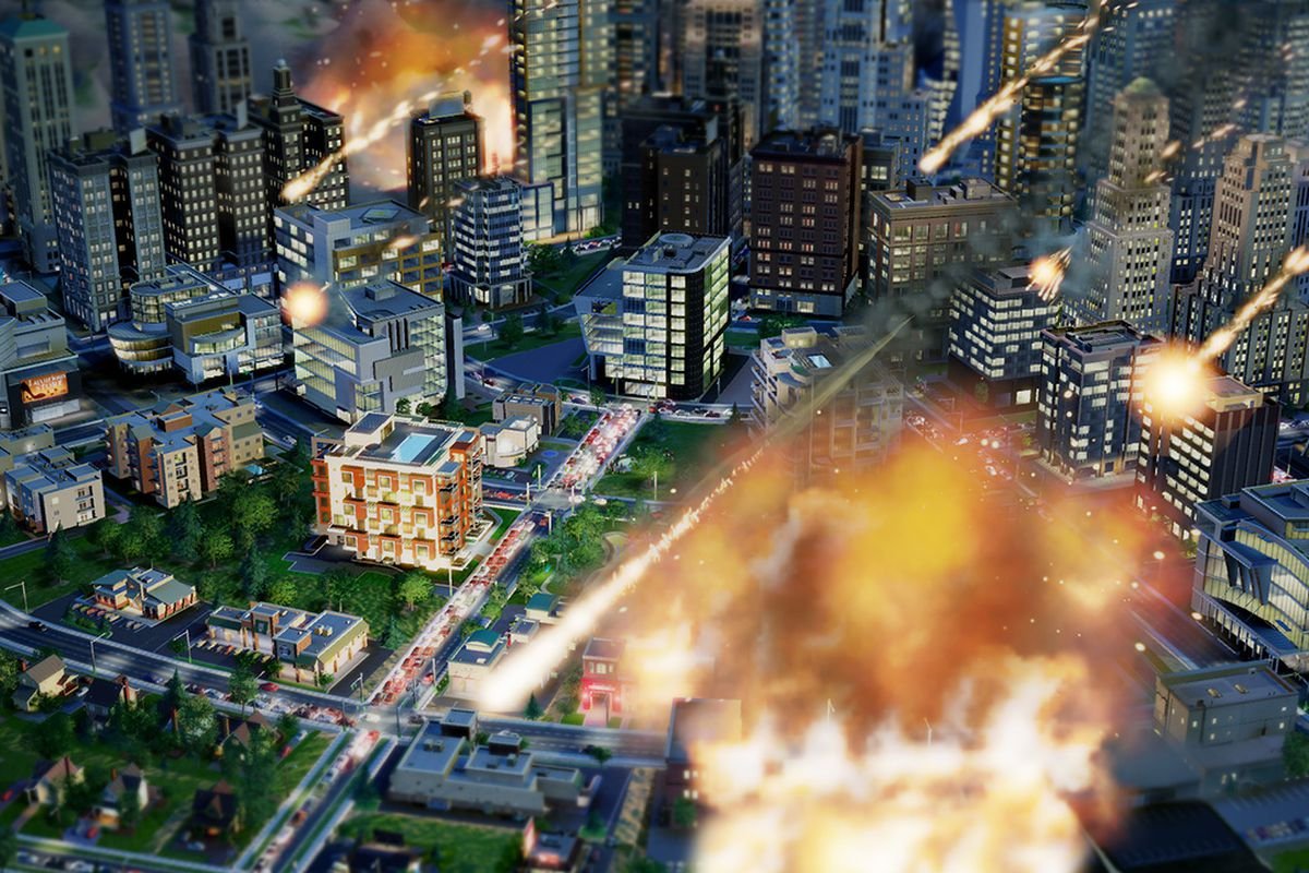 Origin customer service responds to SimCity server outage