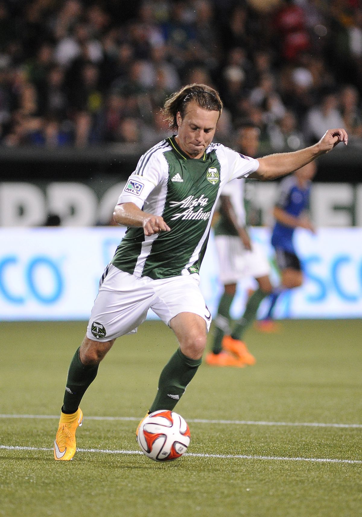 SOCCER: OCT 08 MLS - Earthquakes at Timbers
