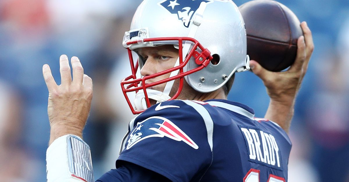 History suggests Tom Brady makes preseason debut on Thursday