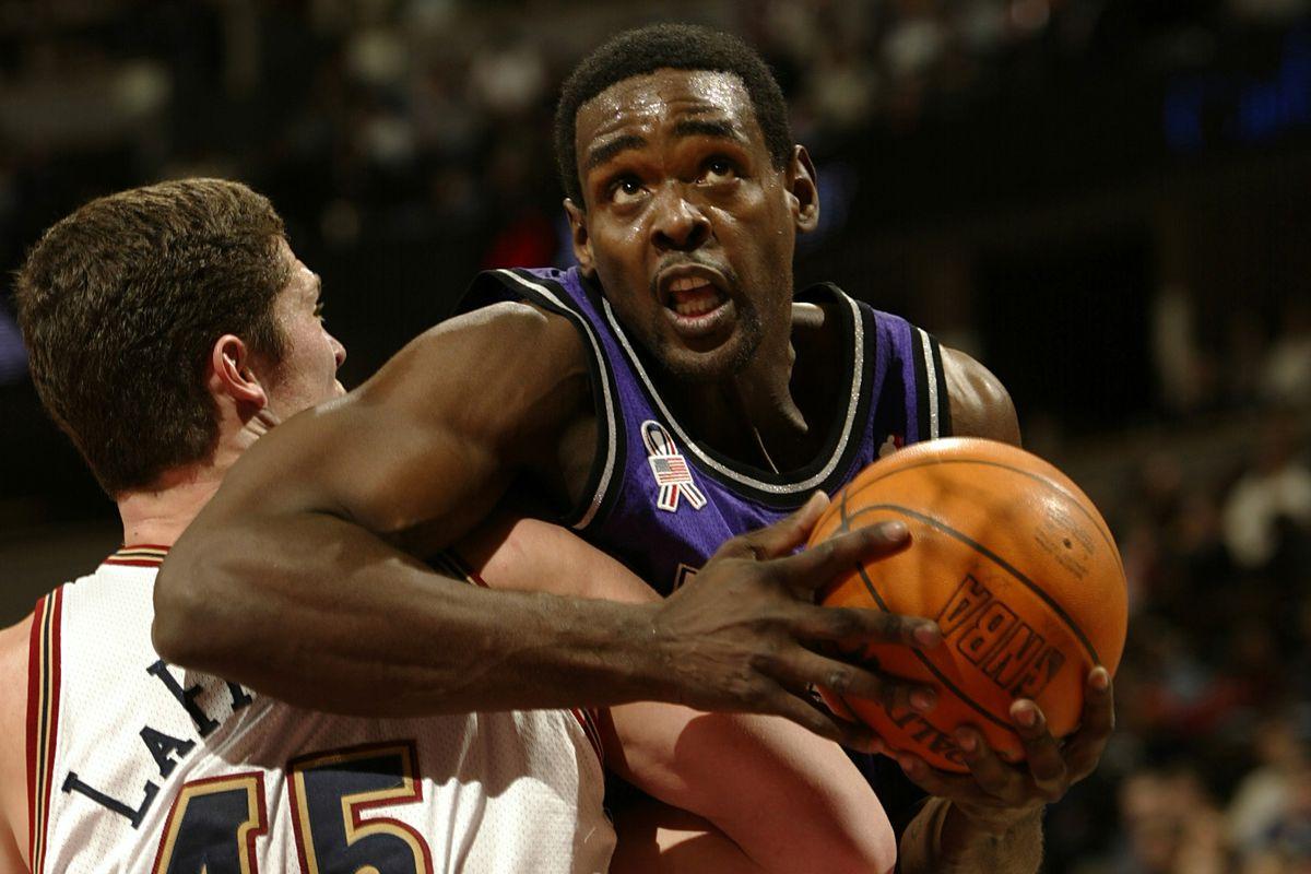Kings v Nuggets X Webber