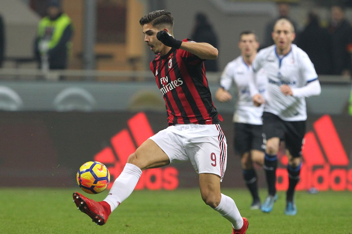 Everton 'monitoring Andre Silva ahead of move for AC Milan forward'