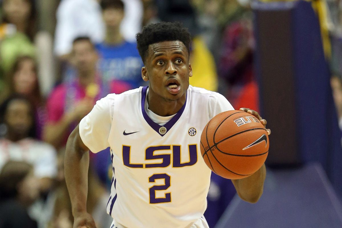 NCAA Basketball: Mississippi State at Louisiana State