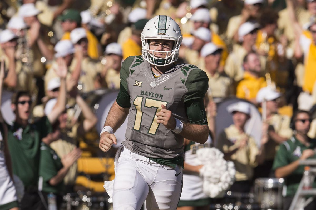 Baylor Bears Vs Smu Mustangs 2016 Our Daily Bears