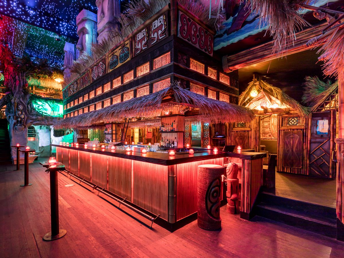 The 13 Best Tiki Bars In The Bay Area Eater Sf