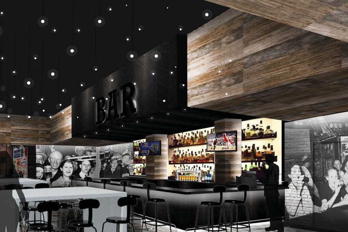 Rendering for National Market at MGM National Harbor Casino