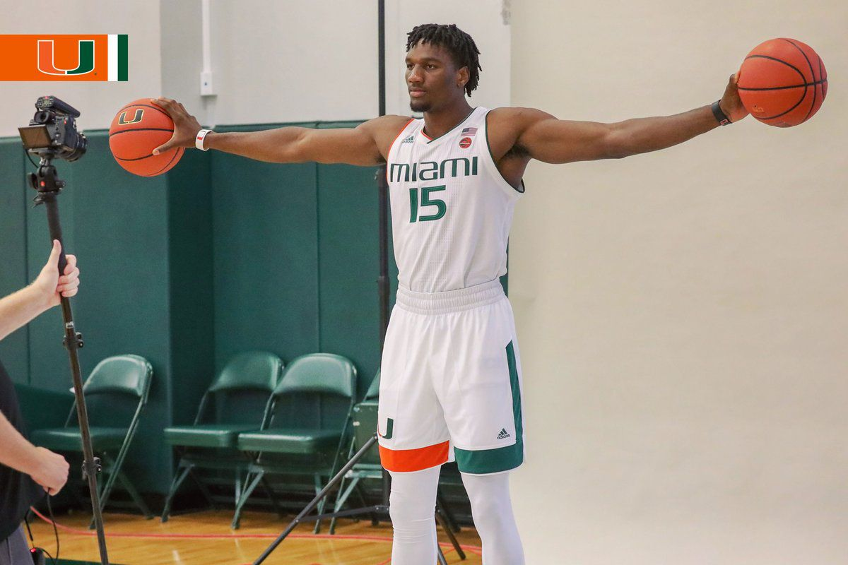 Canes Hoops: New Uni Alert - State of The U