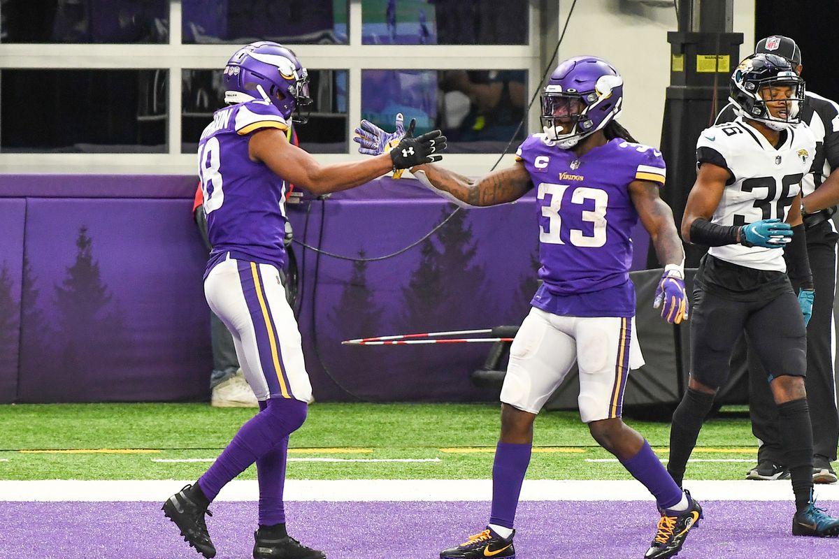 NFL: DEC 06 Jaguars at Vikings