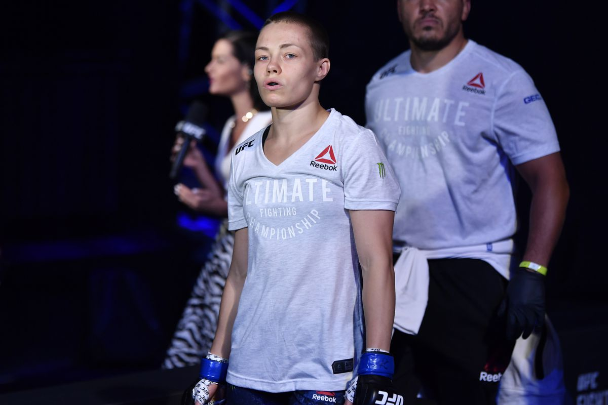 UFC 251: JEssica Andrade v Rose Namajunas