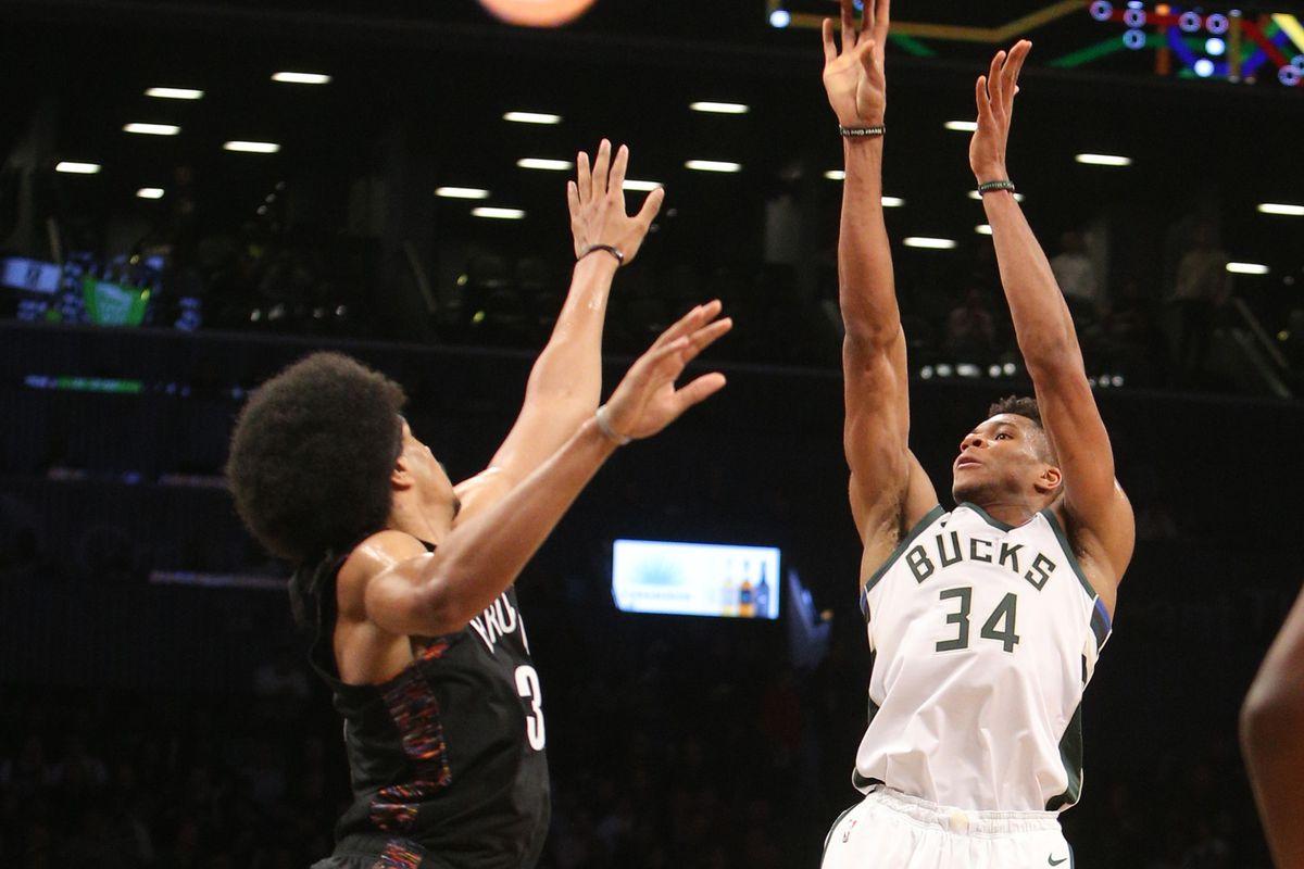 Milwaukee Bucks vs. Brooklyn Nets Preview: Brief East Coast Business Trip