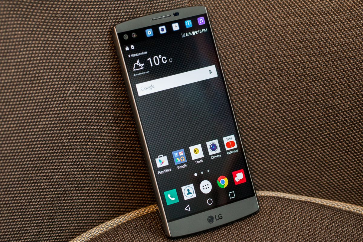 LG's V10 successor is coming soon - The Verge