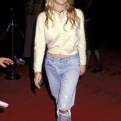 Drew Barrymore, 1991