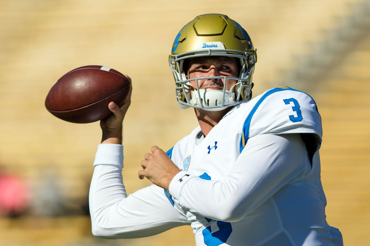 NCAA Football: UCLA at California