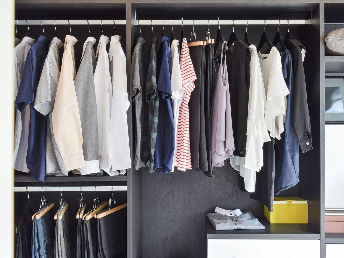 Interior Closet Remodel.