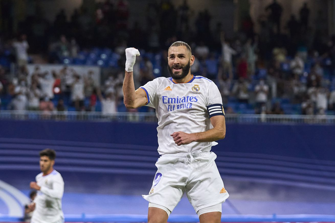 Benzema: ?It was a special night with the fans?