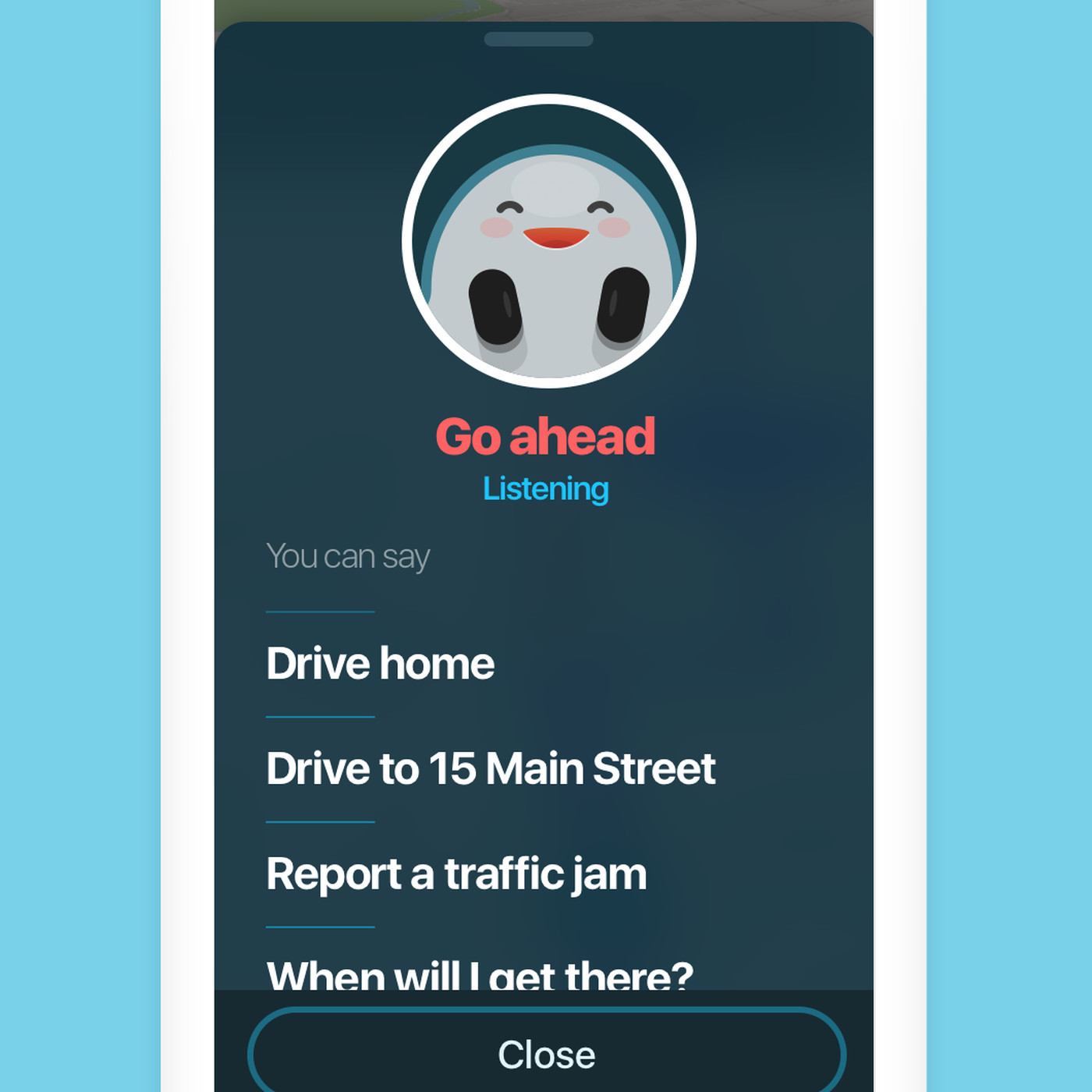 Waze adds new motorcycle mode and 'OK Waze' voice commands - The Verge