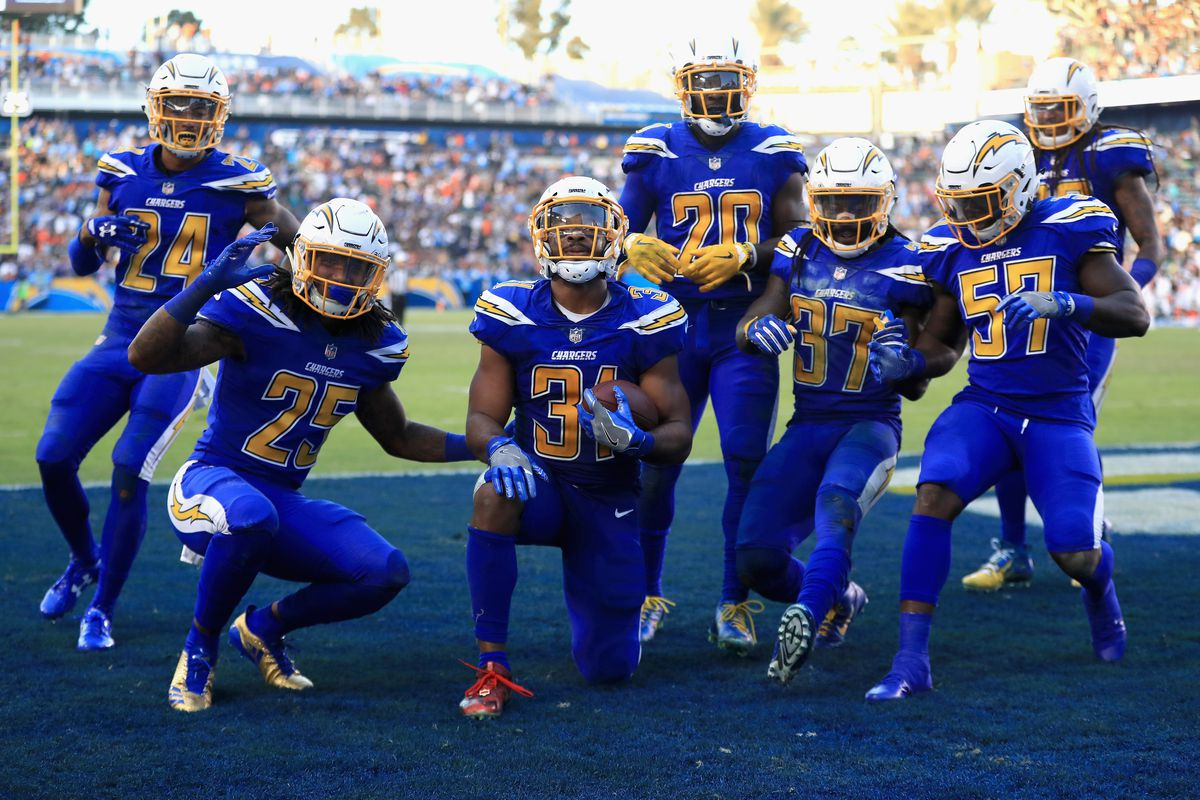Cleveland Browns vLos Angeles Charger