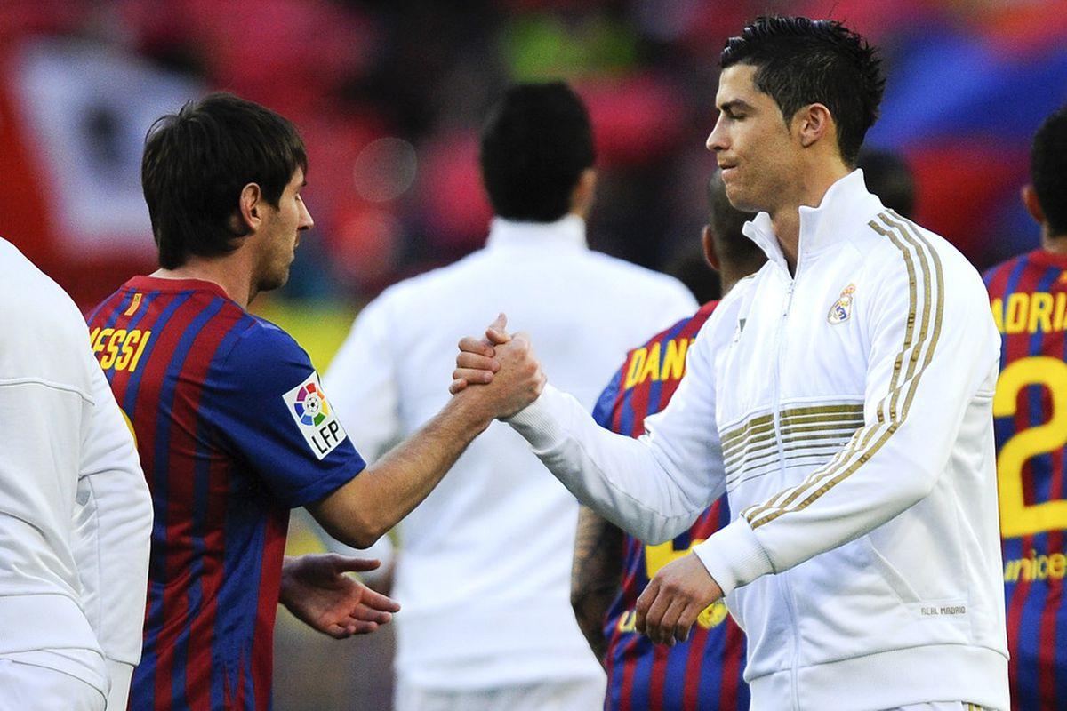 La Liga 2011 2012 Real Madrid Barcelona And Blind Comparisons Managing Madrid