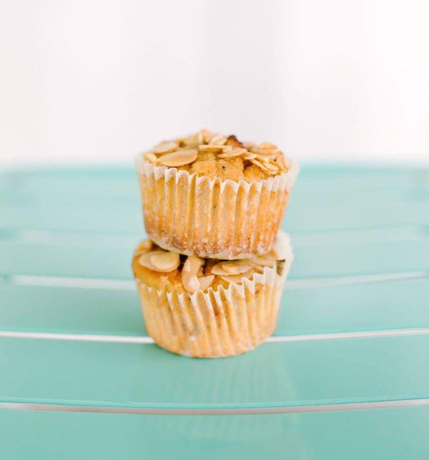 The paleo muffins at Picnik