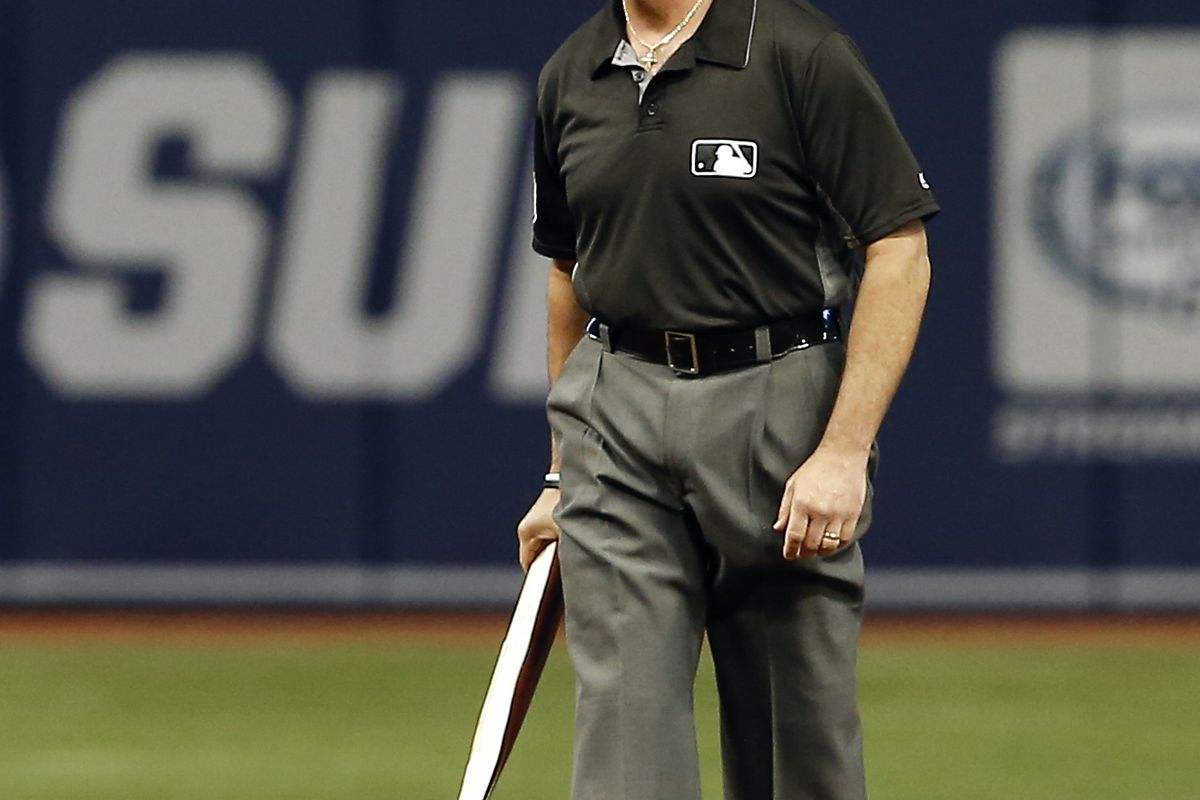 an umpire