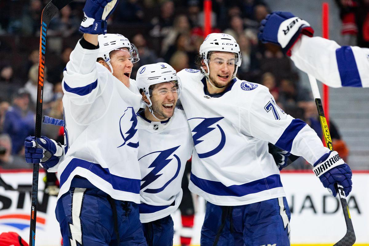 NHL: JAN 04 Lightning at Senators