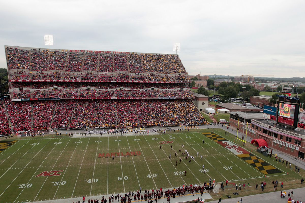 Why It Was Time For A Name Change At Maryland S Byrd Stadium