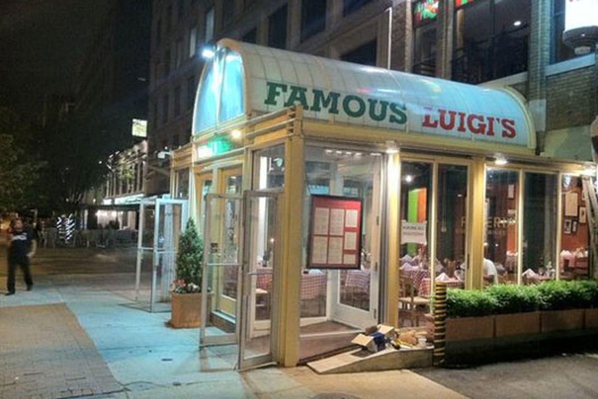 Famous Luigi's