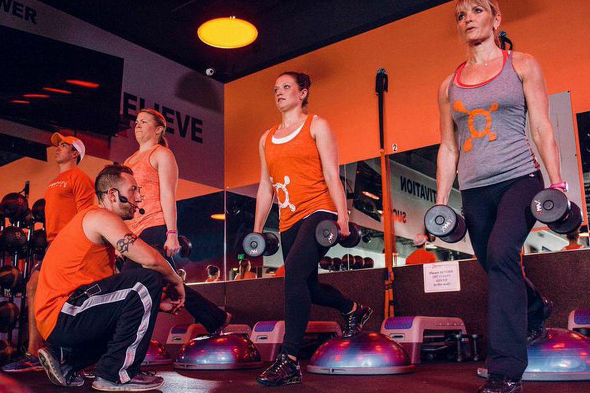 Photos: Orangetheory Fitness