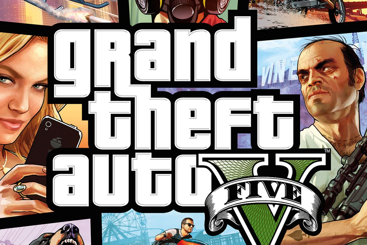 Gta 6 Cover: Grand Theft Auto 5 Cover Art Follows The Series' Blueprint