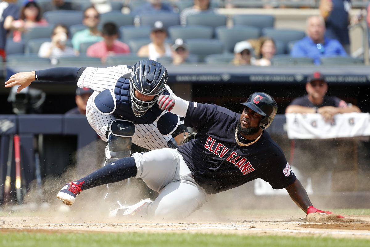 Cleveland Indians v New York Yankees