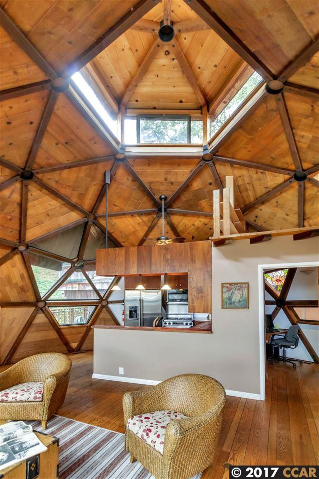 Geodesic Dome Home In Lafayette Asks $889K