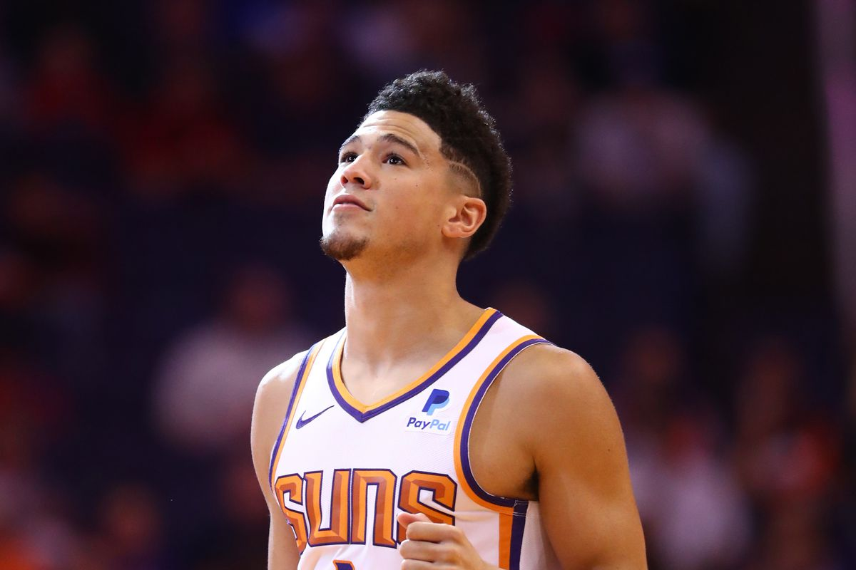 abb5a36b1aa3 The blame game  How good is Devin Booker ... and how bad are the Phoenix  Suns