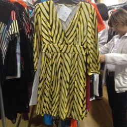 Dress (sample), $50