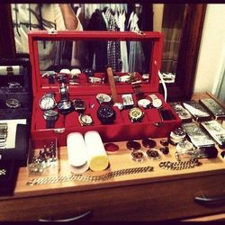 http://richkidsofinstagram.tumblr.com/post/30333322806/watch-collection