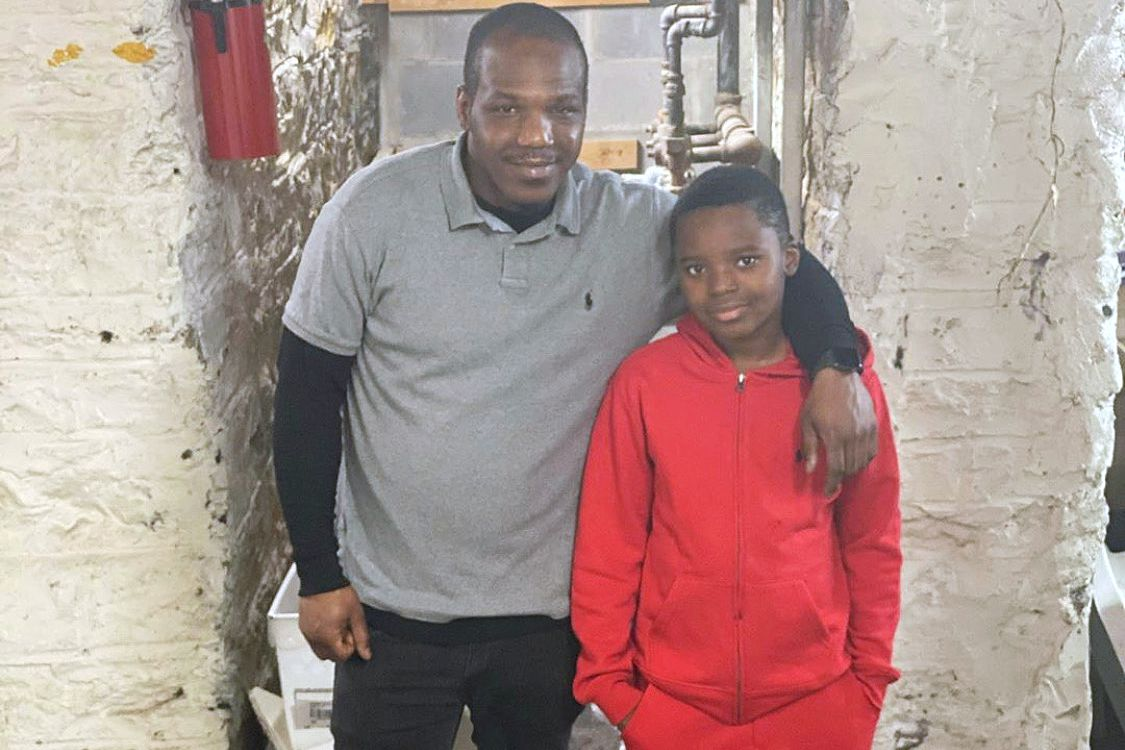 NYCHA resident Ramell Stone applied for a rent reduction after losing his job during the coronavirus outbreak.