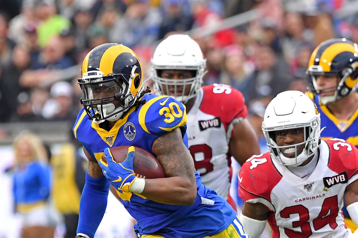 NFL Top 100: Players maintain respect for Todd Gurley - Turf Show ...