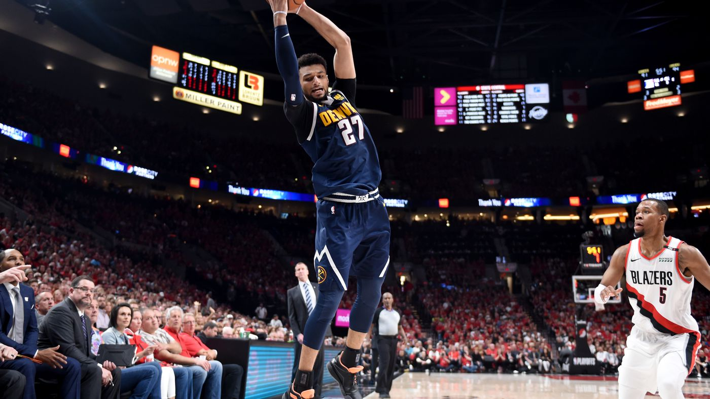 Nuggets-Blazers Game 4: Jamal Murray Scored a Game-High 34 Points