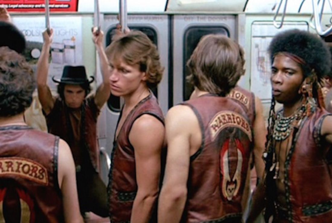Warriors Subway Map.New York S Subway On Tv And Film Broad City The Warriors And More