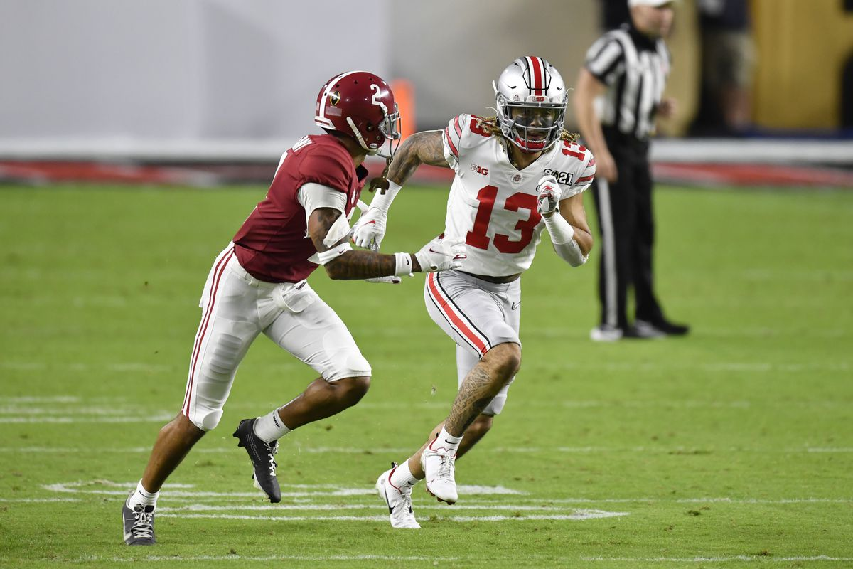 CFP National Championship Presented by AT&T - Ohio State v Alabama